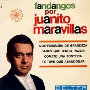 Maravillas, Juanito - Belter52.111