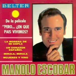 Escobar, Manolo - Belter52.140