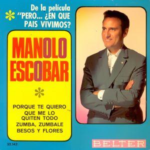 Escobar, Manolo - Belter52.142