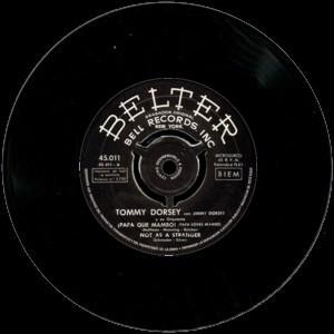 Tommy Dorsey - Belter45.011