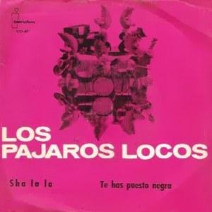 Pájaros Locos, Los - Iberofón00-67