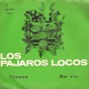 Pájaros Locos, Los - Iberofón00-68