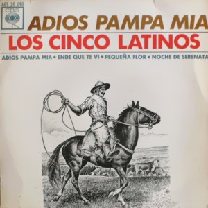 Cinco Latinos, Los - CBSAGS 20.090