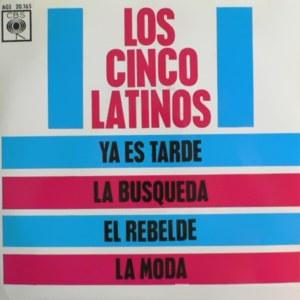 Cinco Latinos, Los - CBSAGS 20.165