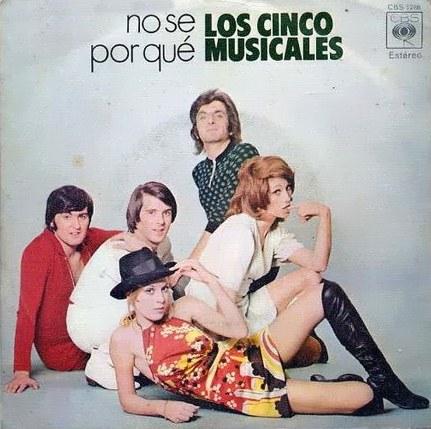 Cinco Musicales, Los - CBSCBS 1288