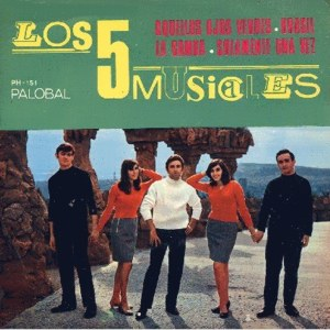 Cinco Musicales, Los - Palobal PH-151