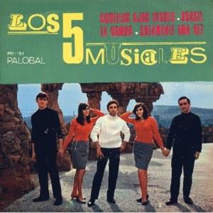 Cinco Musicales, Los - PalobalPH-151