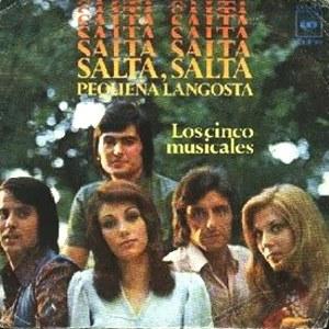 Cinco Musicales, Los - CBSCBS 8276