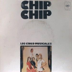 Cinco Musicales, Los - CBSCBS 2077