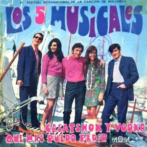 Cinco Musicales, Los - PalobalS- 12