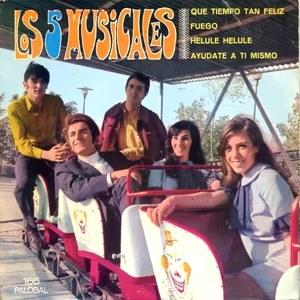 Cinco Musicales, Los - PalobalPH-166