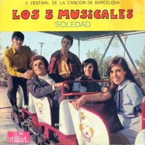 Varios - Pop Español 60' - PalobalS- 20