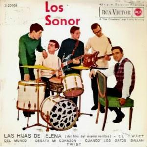 Sonor, Los - RCA3-20568