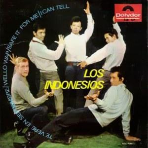 Indonesios, Los - Polydor348 FEP