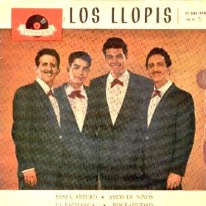 Llopis, Los - Polydor21 686 EPH