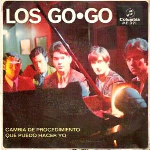 Go-Go, Los - ColumbiaME 391