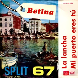 Betina - Regal (EMI)SCDL 69.022