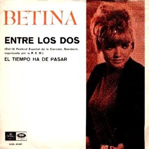 Betina - Regal (EMI)SCDL 69.021