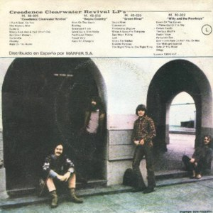 Creedence Clearwater Revival - MarferM 20.143