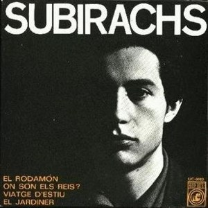 Rafael Subirachs - Concentric6.063-UC