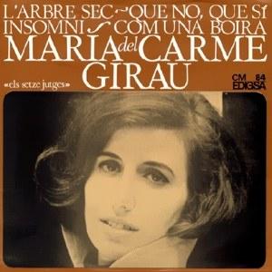 Girau, María Del Carme