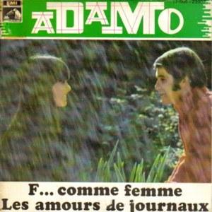 Adamo - La Voz De Su Amo (EMI)J 006-23.007