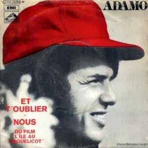 Adamo - La Voz De Su Amo (EMI)J 006-23.284