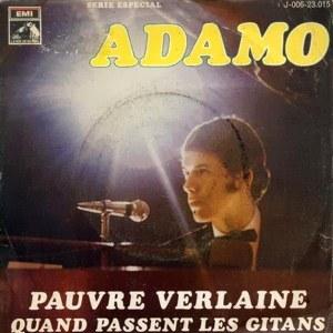 Adamo - La Voz De Su Amo (EMI)J 006-23.015