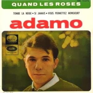 Adamo - La Voz De Su Amo (EMI)7EPL 14.076