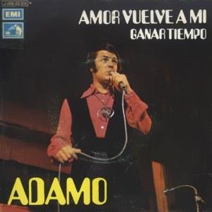 Adamo - La Voz De Su Amo (EMI)J 006-23.314