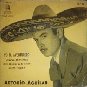 Aguilar, Antonio - Odeon (EMI)BSOE 4.034