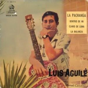 Aguilé, Luis - Odeon (EMI)DSOE 16.416