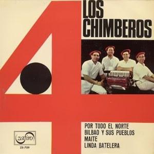 Chimberos, Los - ZafiroZ-E 709