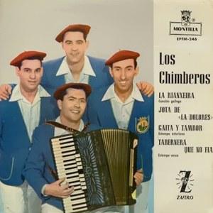 Chimberos, Los - Montilla (Zafiro)EPFM-246