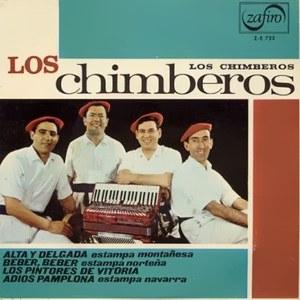 Chimberos, Los - ZafiroZ-E 723