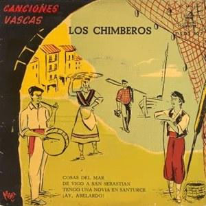 Chimberos, Los - Odeon (EMI)DSOE 107