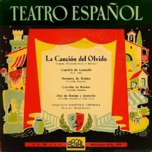 Teatro Español - Regal (EMI)SEBL 7.015