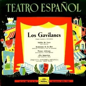 Teatro Español - Regal (EMI)SEBL 7.008
