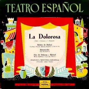 Teatro Español - Regal (EMI)SEBL 7.006