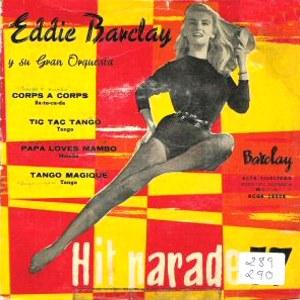 Barclay, Eddie - ColumbiaBCGE 28008