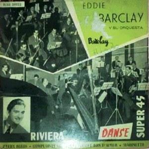 Barclay, Eddie - ColumbiaBCGE 28022