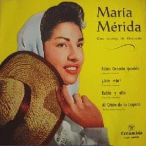 María Mérida - ColumbiaCGE 60023
