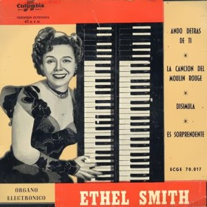 Smith, Ethel - Columbia ECGE 70017