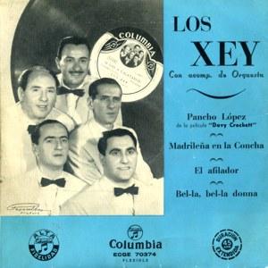 Xey, Los - ColumbiaECGE 70374