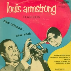 Armstrong, Louis - Columbia ECGE 70087