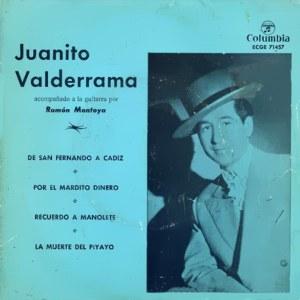 Valderrama, Juanito - ColumbiaECGE 71457