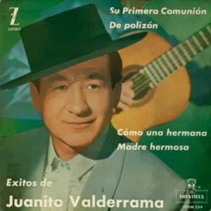 Valderrama, Juanito - Montilla (Zafiro)EPFM-234