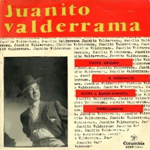 Valderrama, Juanito - ColumbiaECGE 70825