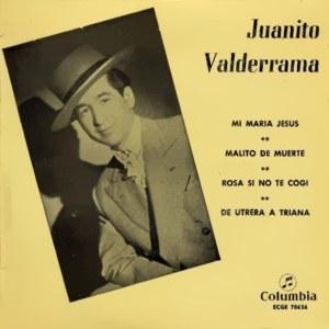 Valderrama, Juanito - ColumbiaECGE 70636