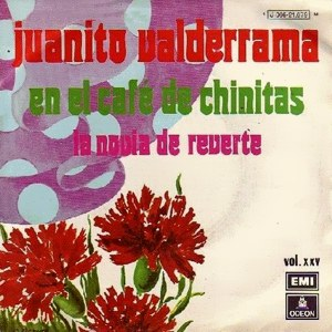 Valderrama, Juanito - Odeon (EMI)J 006-21.079